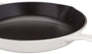 Le Creuset Enameled Cast Iron Signature Iron Handle Skillet, 10.25