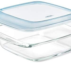 OXO Good Grips Freezer-to-Oven Safe 2 Qt Glass Baking Dish with Lid
