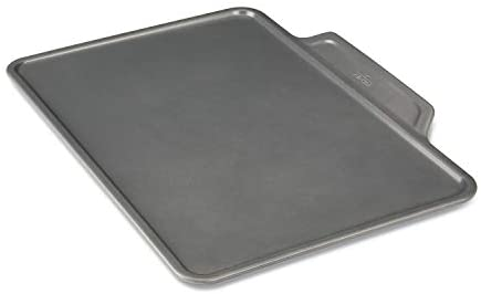 All-Clad Pro-Release cookie sheet, 17 In x 11.75 In x 1 In, Grey