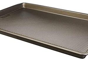 GoodCook Sweet Creations Textured Nonstick Large Cookie Sheet, 17