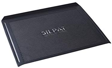 """Silpat Cook N' Cool Baking Tray, 13-1/2"""" x 16-5/8"""", Aluminum"""